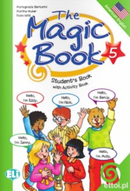 The Magic Book 5 Sb With Activity