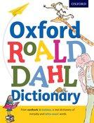 Oxford Roald Dahl Dictionary Hardcover