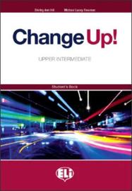 Change Up Upper-intermediate - Class Digital Book - Dvd