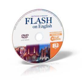 Flash On English Intermediate - Class Digital Book - Dvd