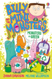Billy and the Mini Monsters - Monsters go Green