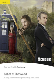 Doctor Who: The Robot of Sherwood Book