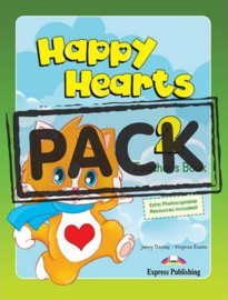 Happy Hearts 2 Teacher's Mini Pack (with Multi -rom Pal) New