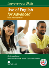 Use of English for Advanced Student's Book with key & MPO Pack