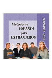 Método de español para extranjeros. Nivel elemental - CD