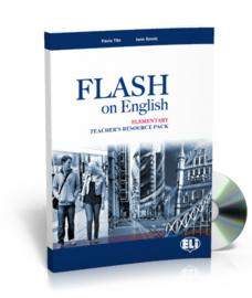 Flash On English Elementary - Tb + Test Resource + Class Audio Cds + Cd-rom