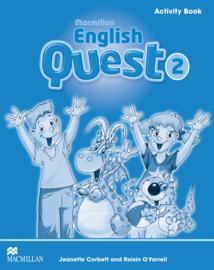 Macmillan English Quest Level 2 Activity Book