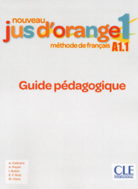 Jus D'Orange Niv.1 Professeur + Cd 2E Ed