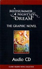 A Midsummer Night's Dream Audio Cd