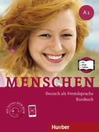 Menschen A1 – Interactief Digitaal Studentenboek