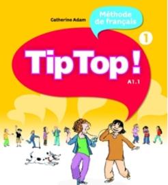 Tip Top ! 1 Niveau A1.1 - Carte de téléchargement premium élève/enseignant