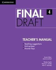 Final Draft Level4 Teacher's Manual
