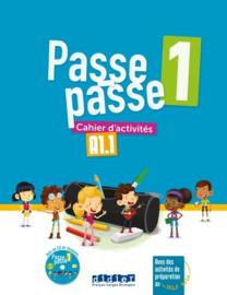 Passe-passe 1 A1.1 - Cahier d'activités