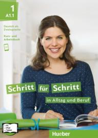Schritt für Schritt in Alltag und Beruf 1 Digitaal Studentenboek en Werkboek