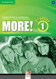 More! Second edition Level1 Workbook