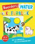Waterkleurblok Boerderij (Shutterstock.com) (Paperback / softback)