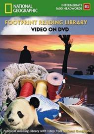 Footprint Reading Library 1600 - Dvd (x1)