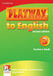 Playway to English Second edition Level3 Teacher's Book