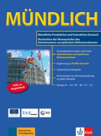 MÜNDLICH DVD met Begleitheft