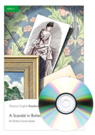 A Scandal in Bohemia Book & CD Pack