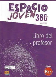 Espacio Joven 360º - Libro del profesor. Nivel B1.1