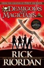 Demigods And Magicians (Rick Riordan)