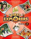 First Explorers Level 2 Class Book