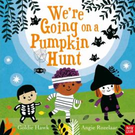 We're Going on a Pumpkin Hunt (Paperback)