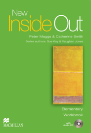 Inside Out New Elementary  Workbook (Without Key) & Audio CD Pack