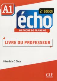 Echo - Niveau A1 - Guide pédagogique - 2ème édition