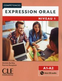 Expression orale 1 - Niveaux A1/A2 - Livre + CD - 2ème édition