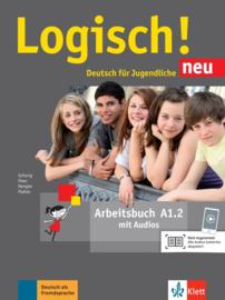 Logisch! neu A1.2 Werkboek met Audio