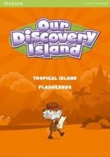 Our Discovery Island Level 1 Flash Cards
