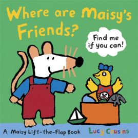 Where Are Maisy's Friends? (Lucy Cousins)