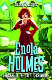 Enola Holmes 5: The Case of the Cryptic Crinoline