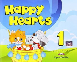 Happy Hearts 1 Pupil's Pack 3 (songs Cd / Dvd Pal & Optionals) (new)