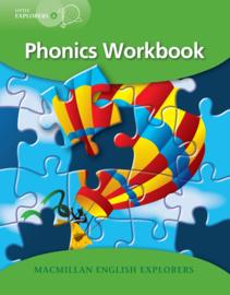 Little Explorers A -   Phonics Book