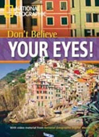 Footprint Reading Library 800: Don't Believe Your Eyes Book With Multi-rom (x1)
