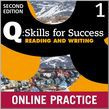 Q Skills For Success Level 1 Reading & Writing Student Online Practice