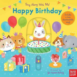 Happy Birthday : Sing Along with Me!