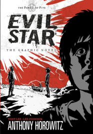 The Power Of Five: Evil Star - The Graphic Novel (Anthony Horowitz and Tony Lee, Lee O'Connor)