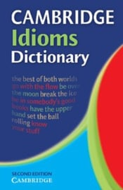 Cambridge Idioms Dictionary Second edition Paperback