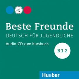 Beste Freunde B1/2 Audio-CD bij het Studentenboek