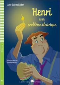 Henri A Un Probleme Electrique + Downloadable Multimedia