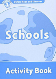Oxford Read And Discover Level 1 Schools Activity Book