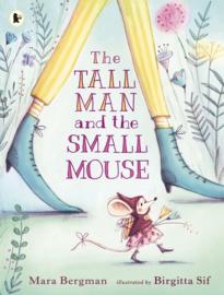 The Tall Man And The Small Mouse (Mara Bergman, Birgitta Sif)