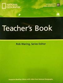 Footprint Reading Library 1300 - Teacher's Book