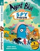 Comic Books: Agent Blue, Spy Pigeon