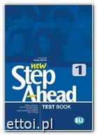 New Step Ahead 1 Test Book