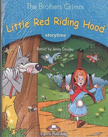 Little Red Riding Hood Pupil's Book With Cross-platform Application
